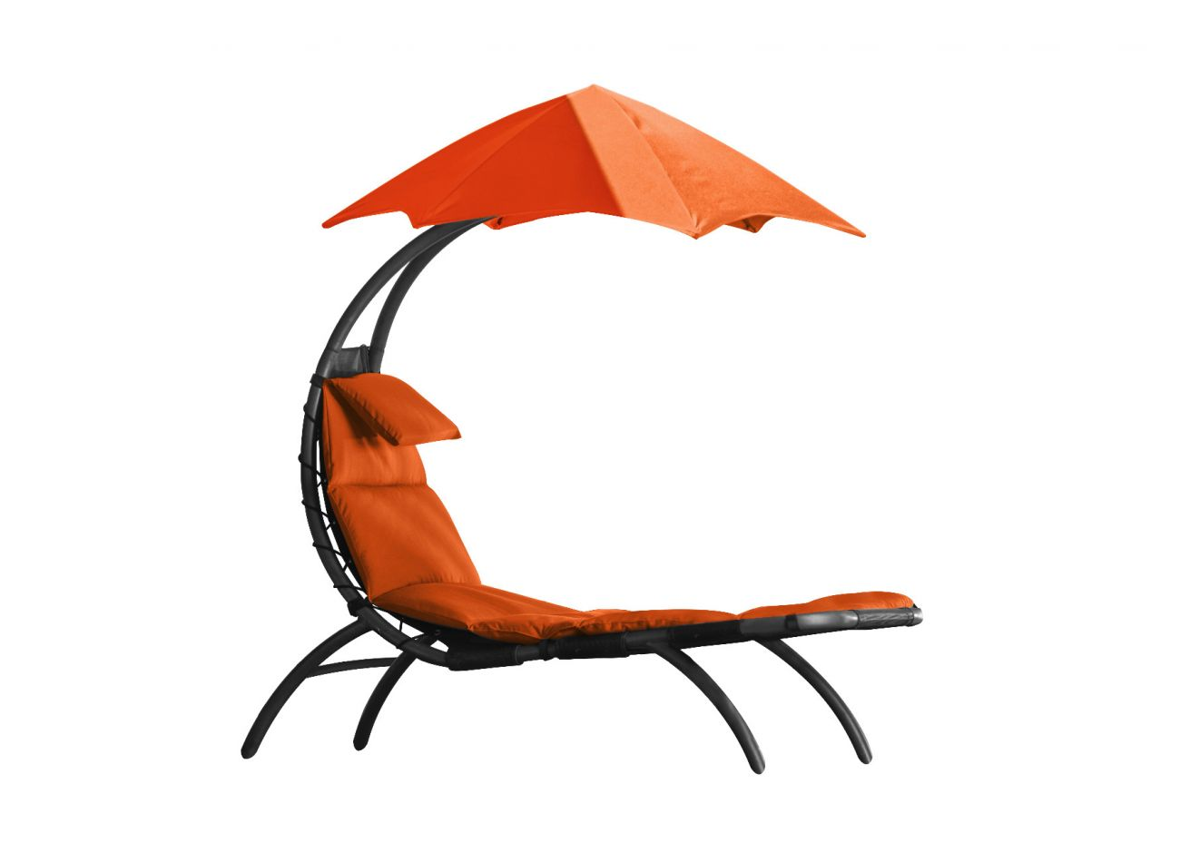 Original 1 Person Dream Lounger Orange