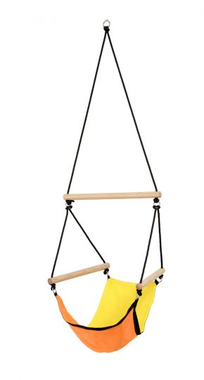 Kinderhängestuhl Swinger Yellow