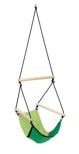 Kinderhängestuhl Swinger Green