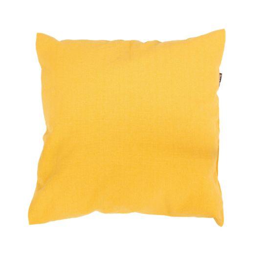 Kissen Plain Yellow