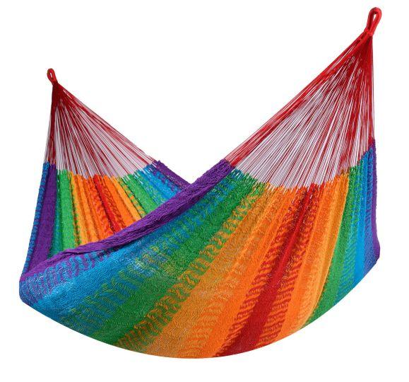 Hängematte Familie Cacun Rainbow