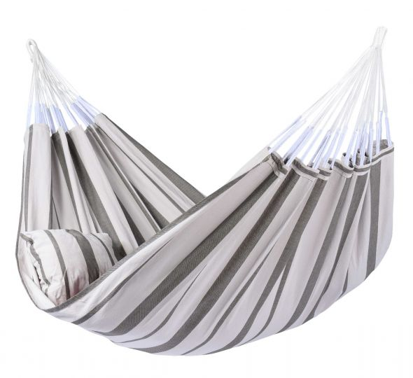 Hängematte Familie Stripes Silver
