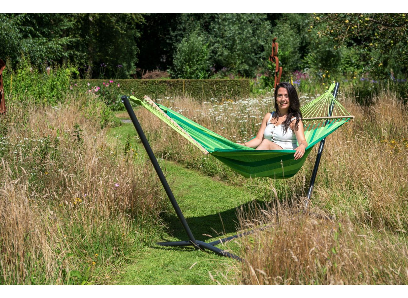Hängematte 1 Person Relax Green