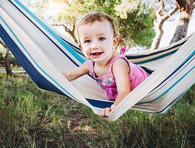 Babyhängematten