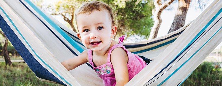 Baby Hängematten
